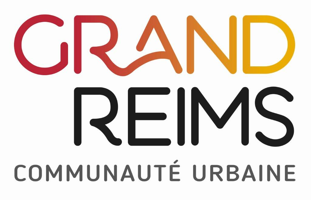 Logo collectivité Stop Pub Gratuit Grand Reims
